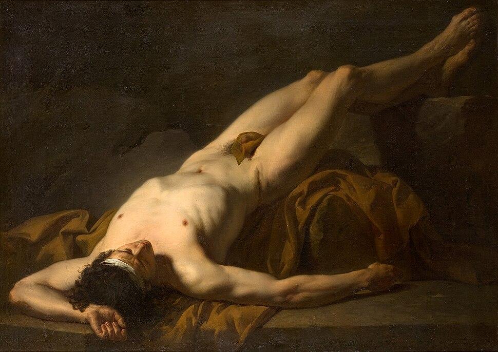 Le corps d'Hector - Hector's body - El cuerpo de Héctor