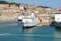 Le port d'Ancône en Italie en juillet 2009 - 2.jpg