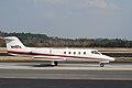 Learjet 35A taxiing.jpg