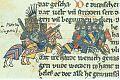 Lechfeldschlacht in der Sächsischen Weltchronik 002.jpg