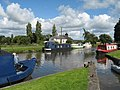 Leeds-Liverpool Canal from New Lane - geograph.org.uk - 509802.jpg