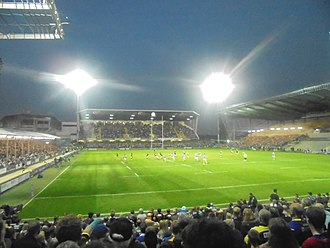 Headingley Stadium - Redevelopment on the rugby side of the ground
