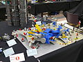 Lego LL 928 x 2 - Scaled up version of Classic Space LL 928 - BrickCon 2010 - Seattle Center Exhibition Hall.jpg