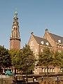 Leiden, kerktoren1 foto3 2007-08-12 10.06.JPG