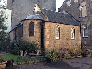 Leith Hospital - Leith Hospital Chapel