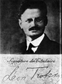 Leon Trotsky - as he appeared on his French passport (1917).png