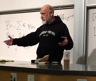Leonard Susskind American physicist