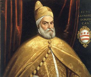 Leonardo Donato Doge of Venice