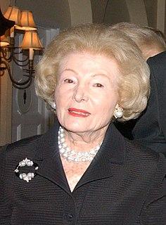 Leonore Annenberg Businesswoman