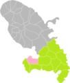 Les Trois-Ilets (Martinique) dans son Arrondissement.png
