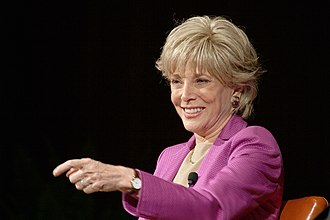 Lesley Stahl - Lesley Stahl at the LBJ Presidential Library in 2010