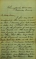 Letter from D. P. Grier, Lexington, Ky., to Anna McKinney, October 28, 1862.jpg