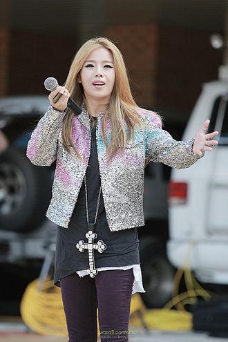 Lexy (singer) - Image: Lexy