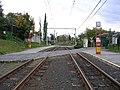 Liberec, Nová Ruda, přechod, zastávka a přejezdy.jpg