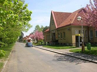 Lidice - Municipal office