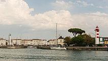 Lighthouses at work harbor La Rochelle.jpg