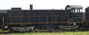 Lima LS-1200 - Image: Lima Hamilton LS 1200 at Illinois Railway Museum (Armco Steel E110)