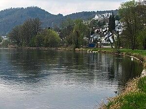 Geroldswil - Image: Limmat Geroldswil IMG 6023