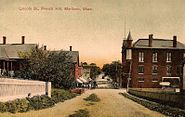 Lincoln Street, French Hill, Marlborough, MA