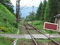 Linia kolejowa 96 Nowy Sacz Biegonice.JPG