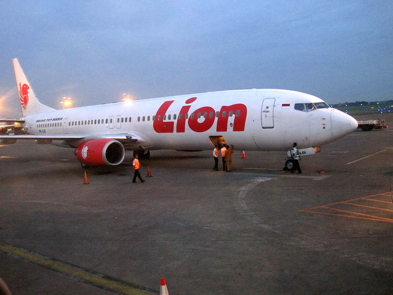 Lion Air — World's 10 Most Unpunctual Airlines