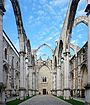 Lisbonne covento do carmo int.jpg