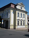 Listed Post Office. - Kossuth Street, Keszthely, 2016 Hungary.jpg