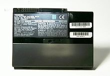 Lithium-ion Polymer battery Toshiba PA-3154-U1BRS.jpg