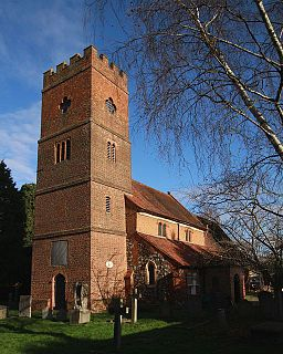 Littleton, Spelthorne Human settlement in England