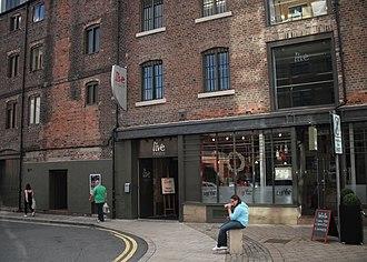 Live Theatre Company - Live Theatre, in August 2010