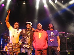 Living Colour live in Graz 2010