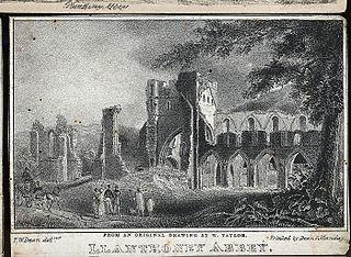 Llanthoney Abbey