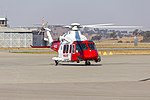 Lloyd Off-Shore Helicopters (VH-SYJ) AgustaWestland AW139 at Wagga Wagga Airport.jpg