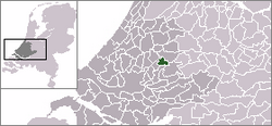 Location of Gouda