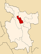 Location of the province El Dorado in San Martín.PNG