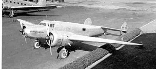 Chicago and Southern Flight 4 1936 aviation accident