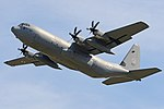 Lockheed C130J-30 Hercules '667' (45221829074).jpg