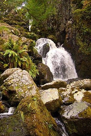 Lodore Falls - Image: Lodore Falls