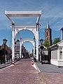 Loenen ad Vecht, ophaalbrug met toren van Nederlands Hervormde Kerk RM26098 op de achtergrond foto11 2017-07-09 14.54.jpg