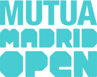 "Logo des Turniers ""Mutua Madrid Open 2015"""
