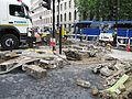 London June 13 2016 004 St Martin's Place Closed Gas Leak (3) (27576096931).jpg