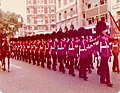 London parade 9 July 1974.jpg