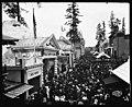Looking north on the Pay Streak at the Alaska-Yukon-Pacific Exposition, Seattle, 1909 (MOHAI 8867).jpg