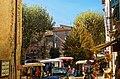 Lorgues - Rue du Cannet - View WSW on Place du Revelin.jpg