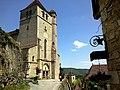 Lot Saint-Cirq-Lapopie Eglise Saint-Cirq 29052012 - panoramio (1).jpg