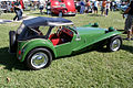 Lotus Super Seven 1961 Roadster RSideRear Lake Mirror Cassic 16Oct2010 (14690519230).jpg