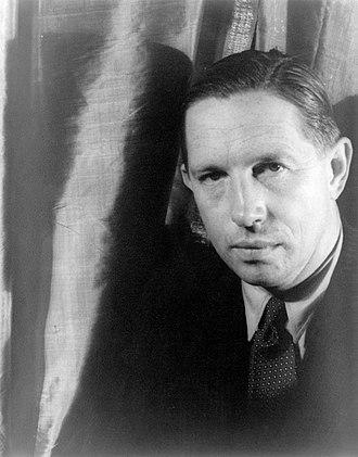 Louis Bromfield - Louis Bromfield, photographed by Carl Van Vechten, 1933
