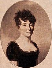 Sophie de Bawr, 1819 (Boilly). (Quelle: Wikimedia)