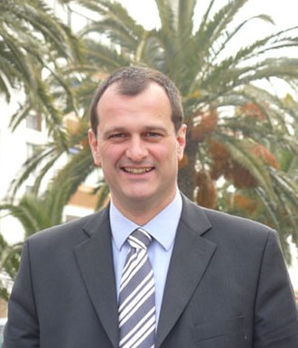 Louis Aliot - Louis Aliot, pictured at Perpignan in March 2008