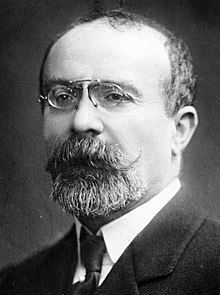 1=French Prime Minister Louis Barthou (1862-1934)